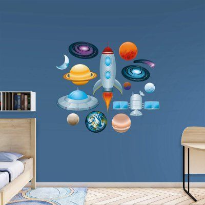 Fathead Outer Space Wall Decal Collection - 69-00297
