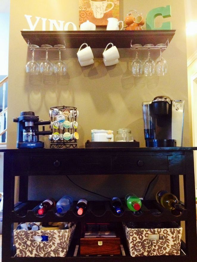 the do   and don ts of coffee station ideas also home decor rh pinterest