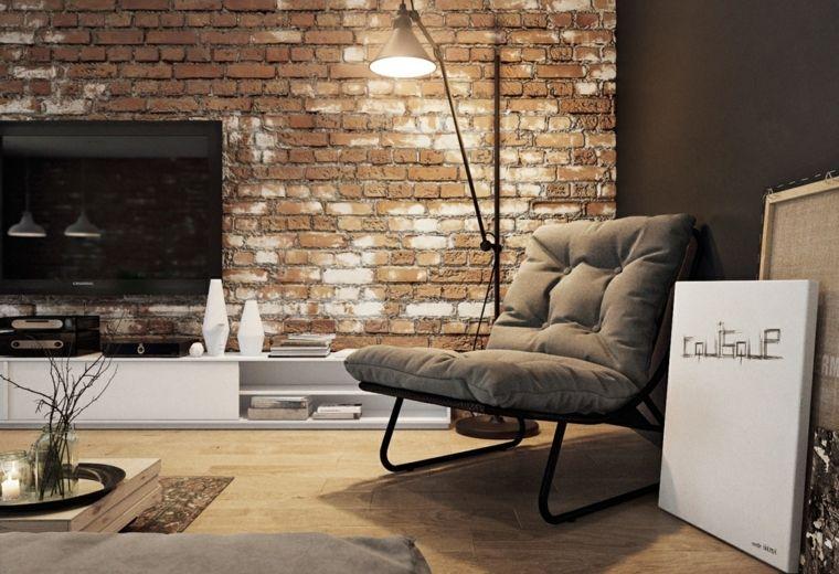 Decoracion Con Ladrillos Para Paredes Loft Interiors Loft
