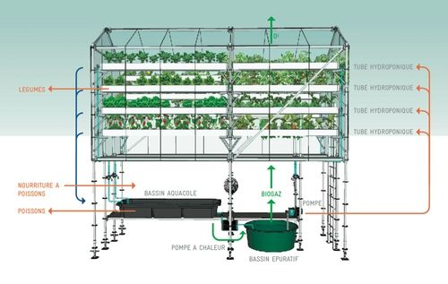 Shipping Container Greenhouse is Awesome Urban Farm In A Box f Grid World