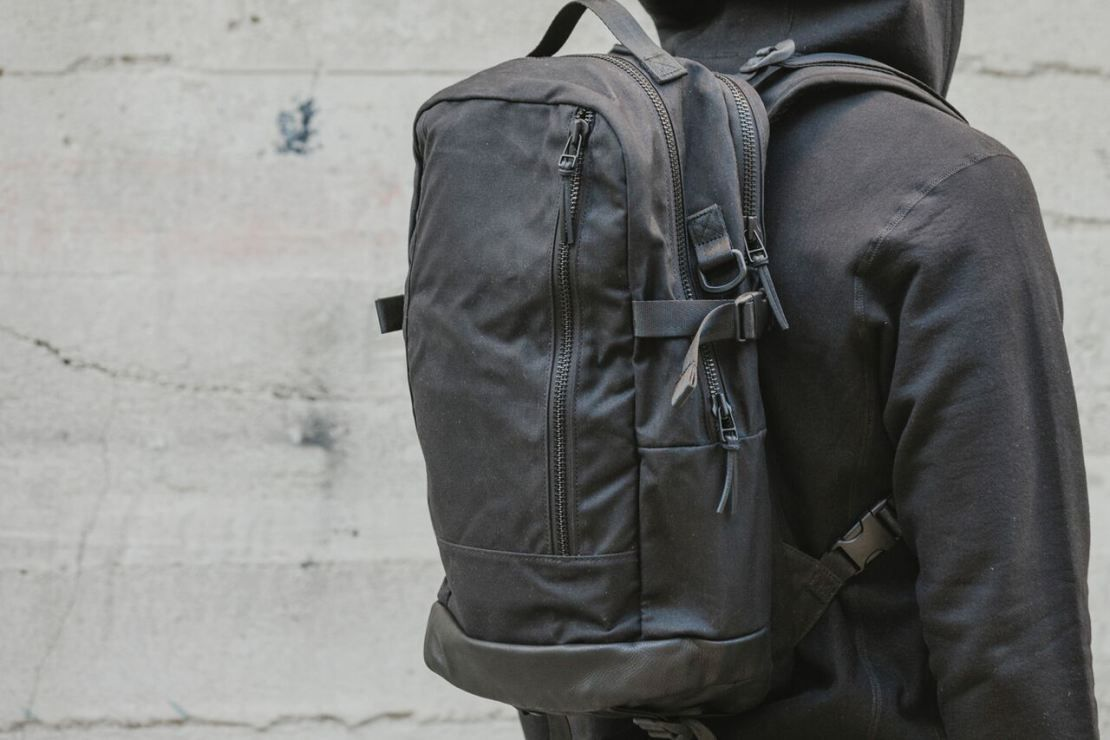 5c247fcf3bcf 3sixteen x DSPTCH Daypack | bags | Backpacks, Leather backpack ...