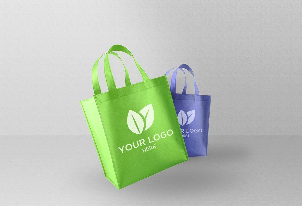 Download Cloth Eco Grocery Bag Promotional Bag Free Psd Mockup Free Bag Eco Bag Carry Tote Bag Mockup Mockup Free Psd Paper Shopping Bag
