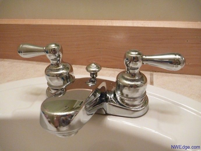 Fixing A Delta Two Handle Faucet Bathroom Faucets Faucet Leaky