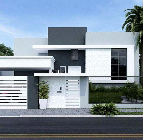 10 Modern House Design Ideas 2019 Facade House Modern House
