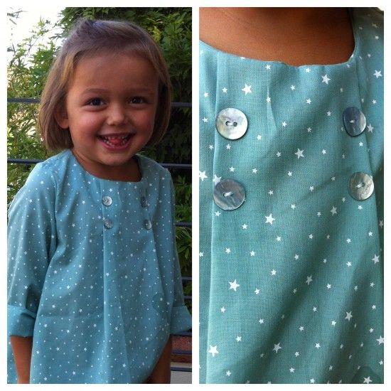 Idée couture enfant