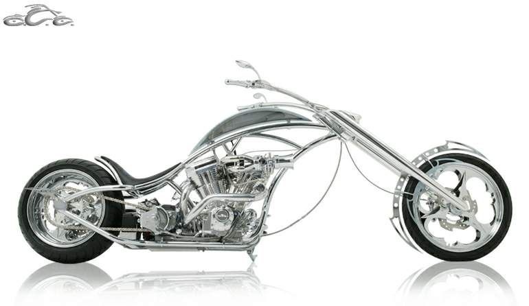 I Robot Bike Presented By Www Friseurimmobilienagent De Choppers