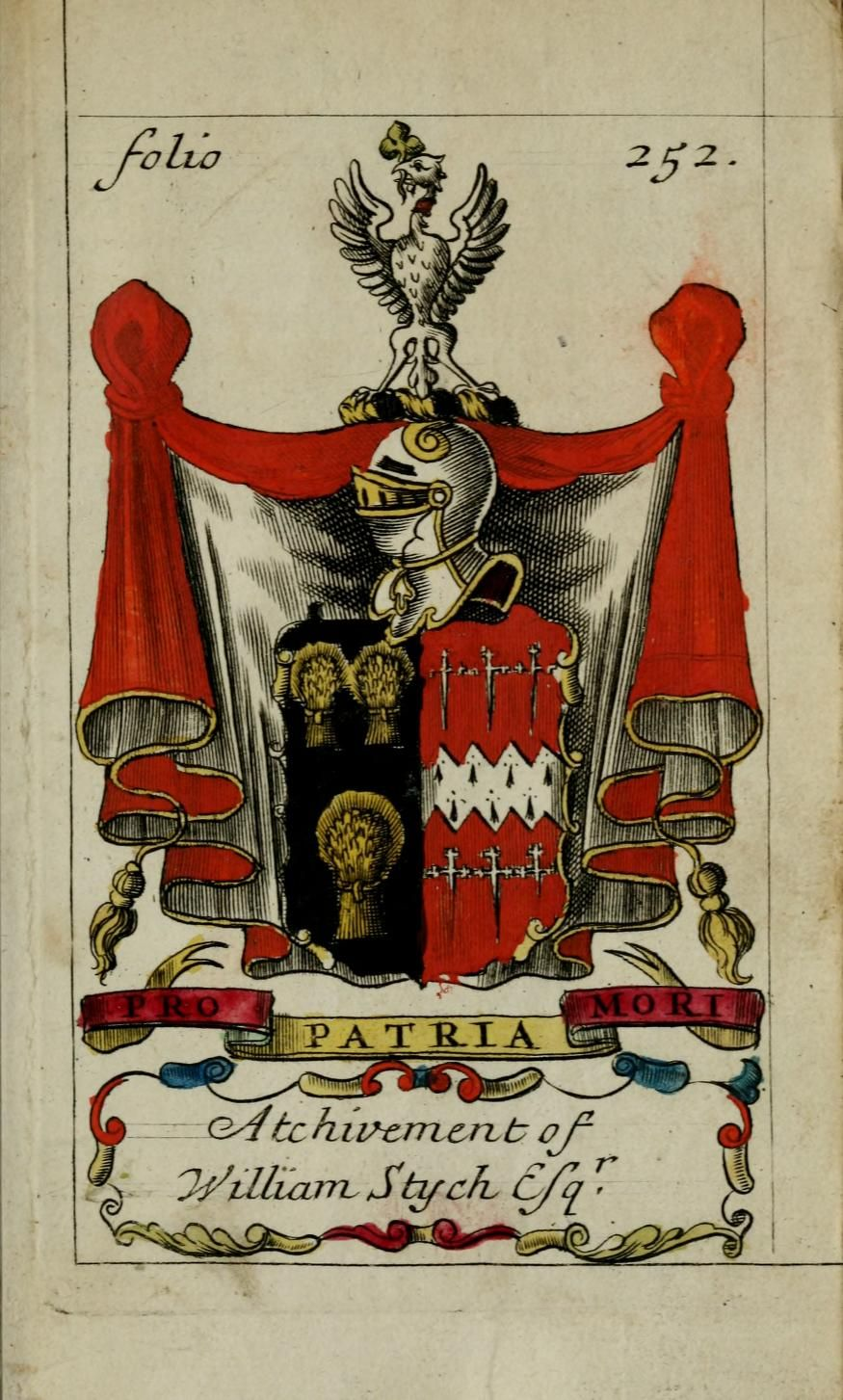 An essay to heraldry in two parts. The first containing ... the ...