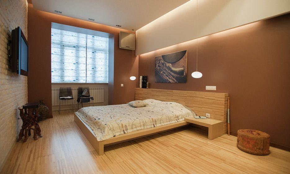 lehmputz bedroom