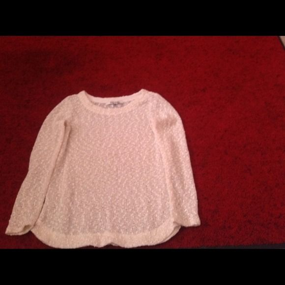Sueter Beige end gold Sweaters