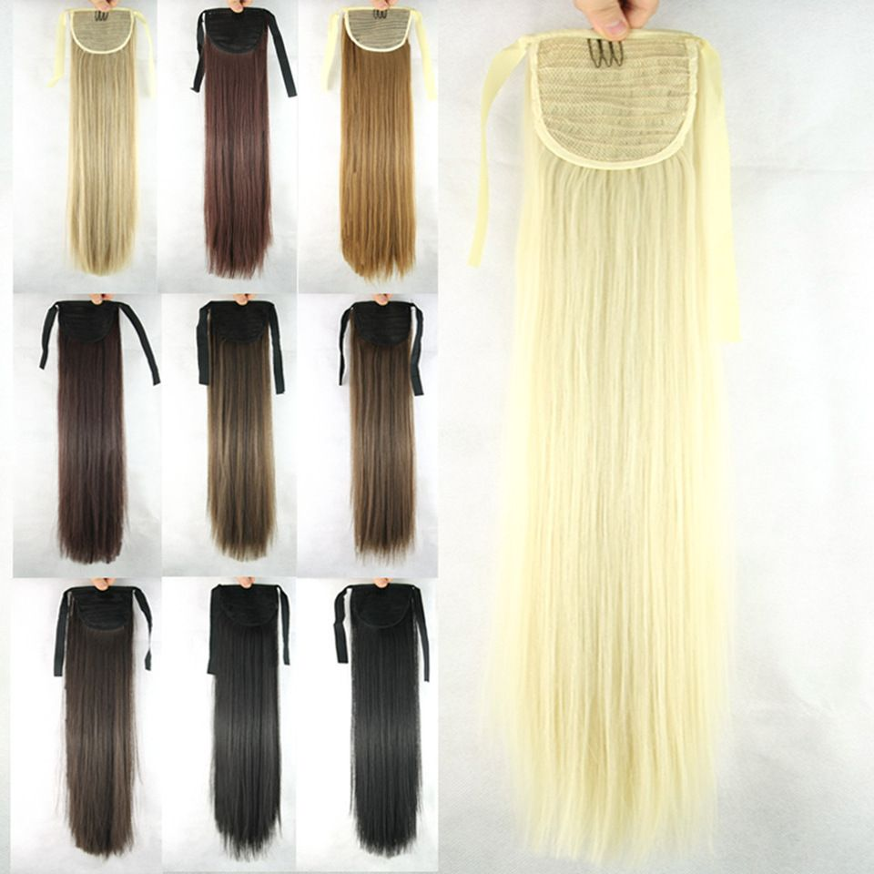 Natural Black Curly Hair Extension Synthetic Hair Clips On Hair