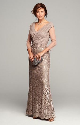 801857fa5d Beautiful Mother of the Bride dress. If I had another unmarried child