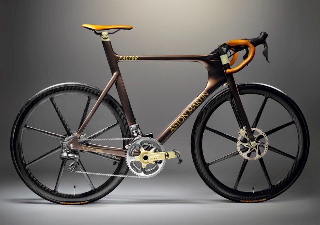 Aston Martin One 77 Bicycle Bike Seat Bicycle Bike