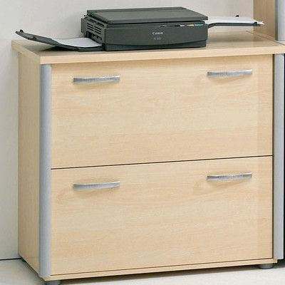 Wildon Home  2-Drawer Comet File Cabinet