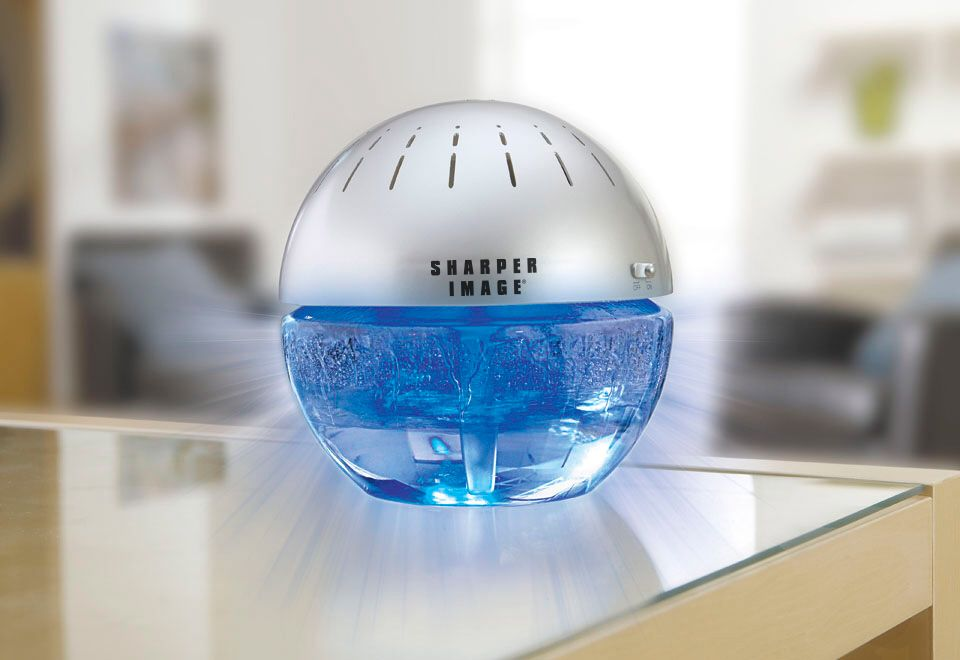Sharper Image Essential Oil Aromatherapy Diffuser Cool Design