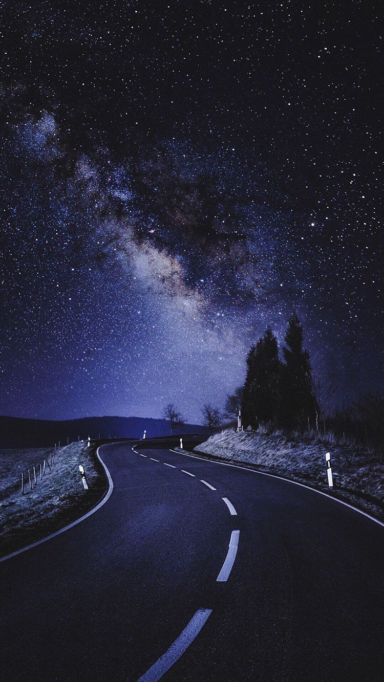Night Roadie Night Sky Photography Nature Wallpaper Beautiful Nature Pictures