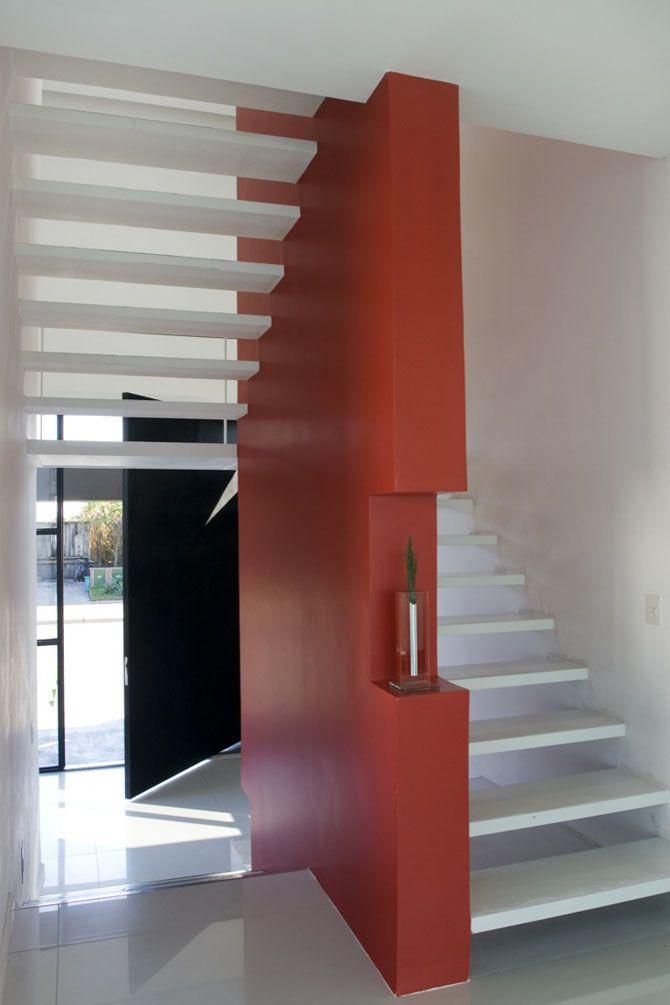 Wandscheibe Hausbau_Treppe Pinterest Wandscheibe, Treppe und