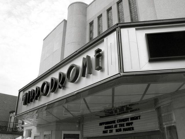 Hippodrome Theater Richmond Va By Lemonorlime Via Flickr