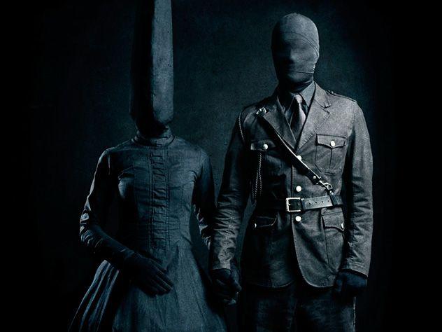 Juha Arvid Helminen's Shadow People