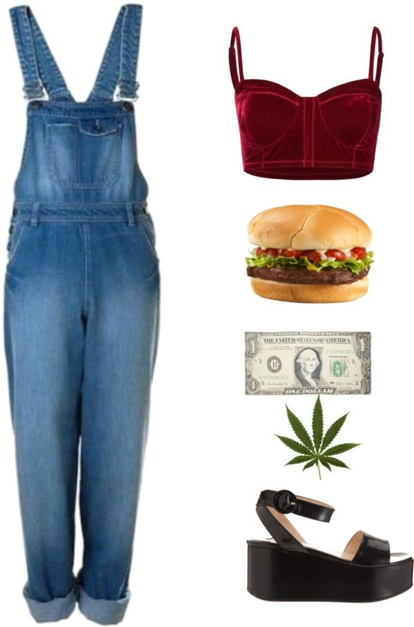 """""""weed"""" by paris-mon-cheri on Polyvore"""