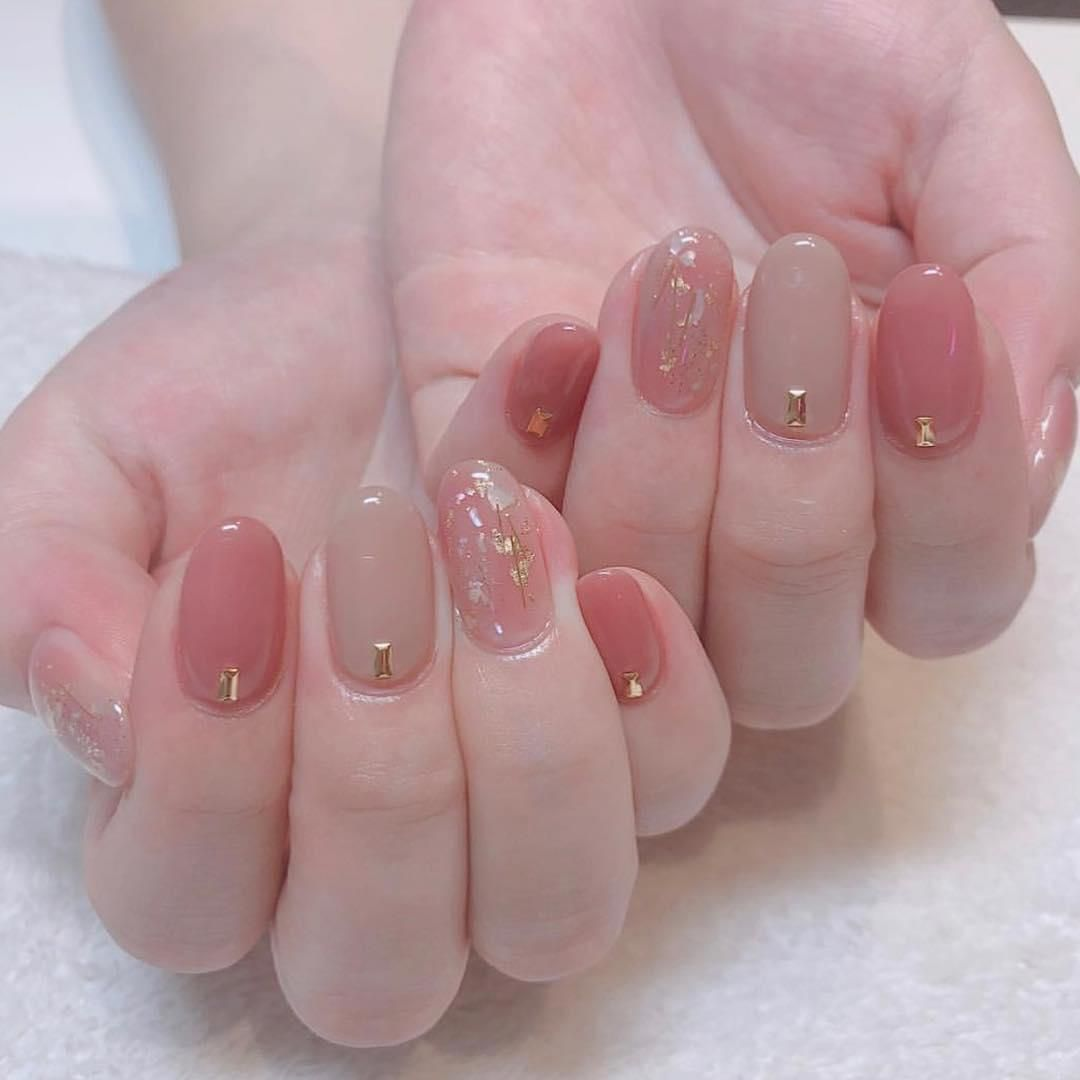 62 Cool Designs for Gel Nails to Try Next Time #koreannailart