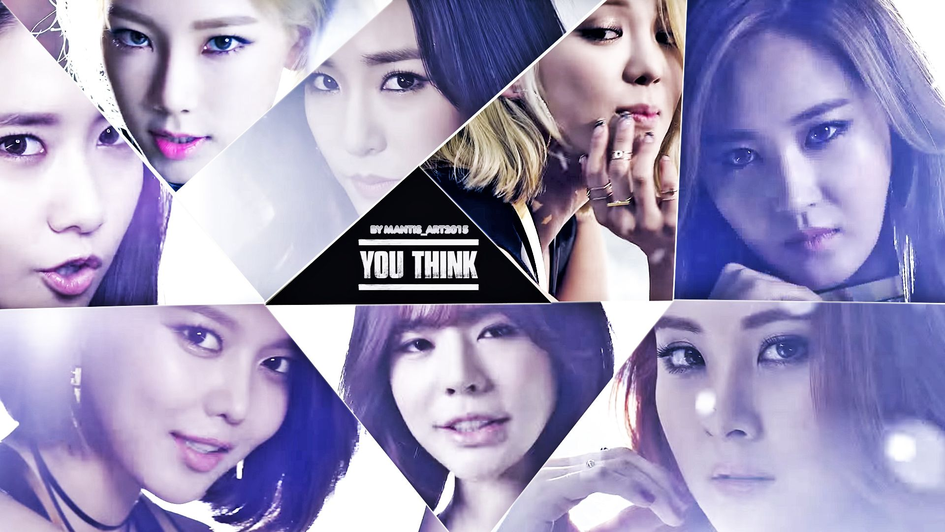 Snsd All About You Think Too Wallpaper By Mantis Art Kpop Snsd