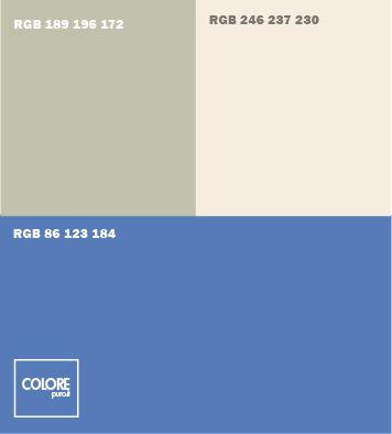 Tabella Abbinamento Colori Pareti.Tabella Abbinamento Colori Blu Grigio Bianco Caldo Home Staging