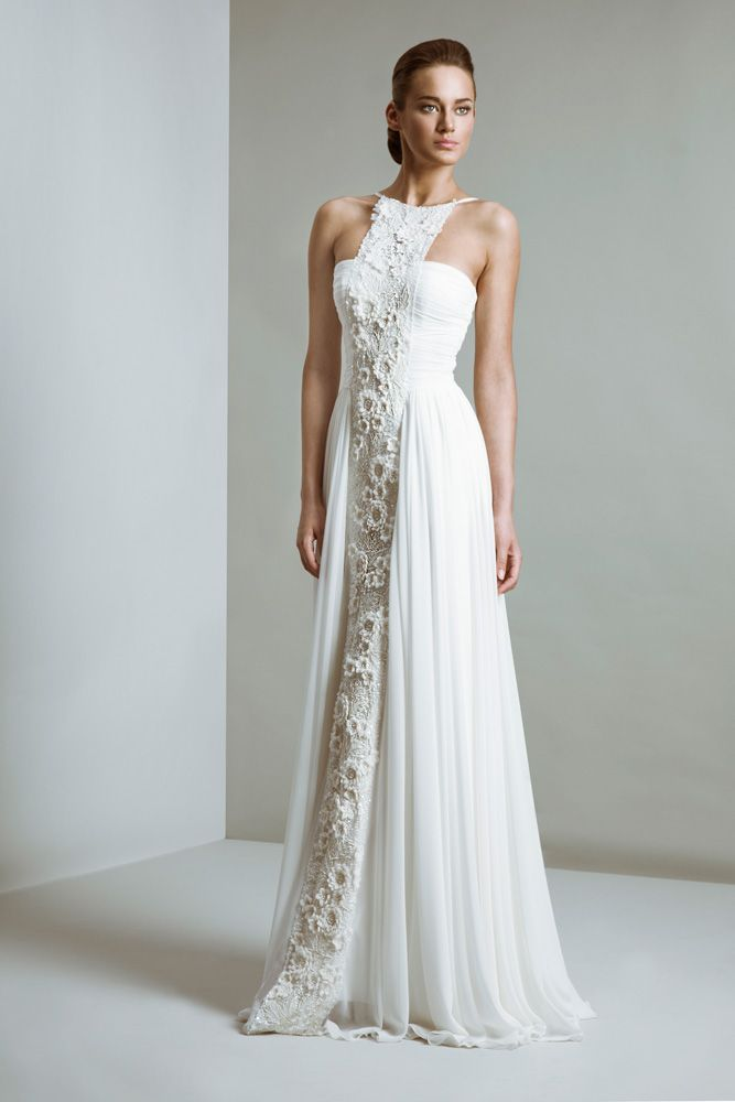 Krikor Jabotian Couture wedding 2014 | Tony Ward – Tulle Tales ...