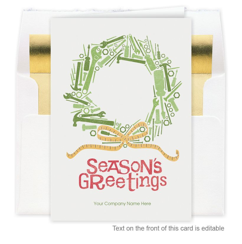 construction christmas cards - Google Search   AEC Christmas ...