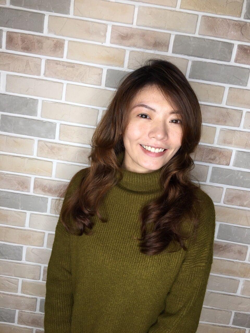 台北市東區magic salon 小隆推薦 自然柔美燙髮分享