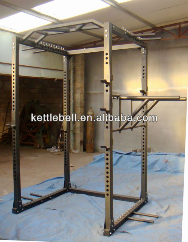 power rack squat rack welding pinterest products