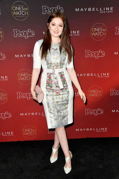Emma Kenney Photos Photos People S Ones To Watch Arrivals Emma Kenney Emma Fashion