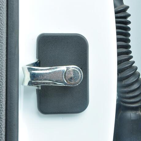4pcs Lot Car Styling Door Lock Waterproof Protector Case For