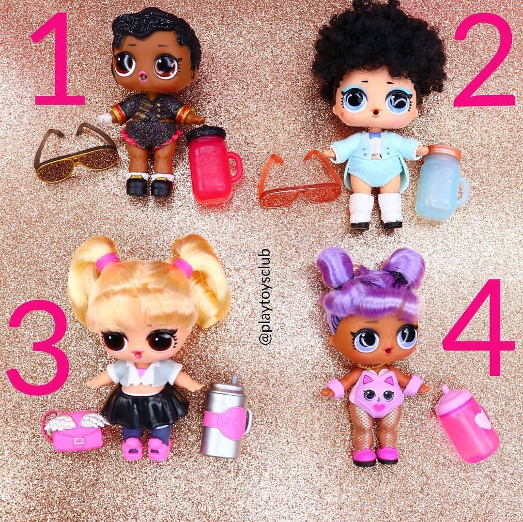 LOL Surprise #HAIRGOALS MISS JIVE Makeover Series+LIL MISS JIVE 2 Dolls Lot NEW!