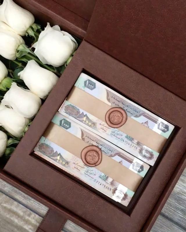 The Dowry Trunk صندوق المهر أضيفوا طابع ملكي لهداياكم مع مرامي وذلك بختم المهر بالشمع بالأحرف الأولى من إسم العريس و Wedding Gifts Diy Gift Gifts