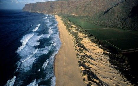 Top 10 Unusual Beaches In The