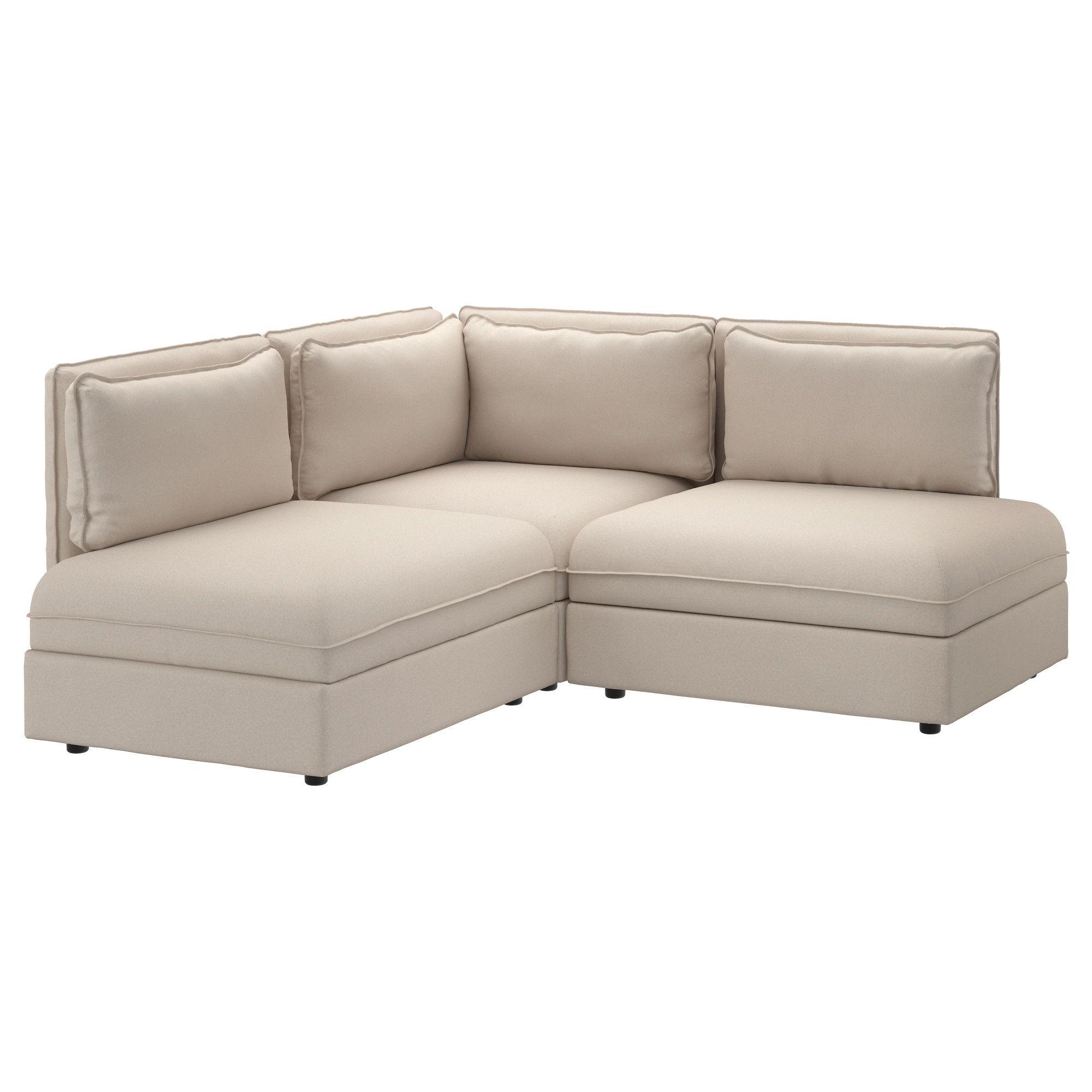 Vallentuna 3er Ecksofa Orrsta Beige Beige Jetzt Bestellen Unter Https Moebel Ladendirekt De Wohnzimmer Sof Vallentuna Small Sectional Sofa