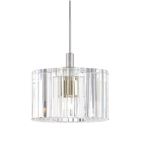 Liz clear crystal 5 inch glass mini pendant shade only beach house liz clear crystal 5 inch glass mini pendant shade only mozeypictures Gallery