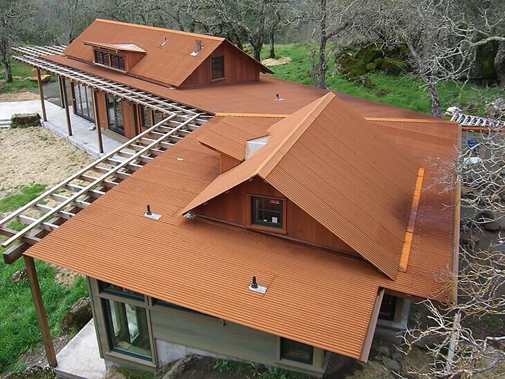 Metal Roofing Prices At Lowe S Home Depot Corrugated Panels Costs Sizes Options