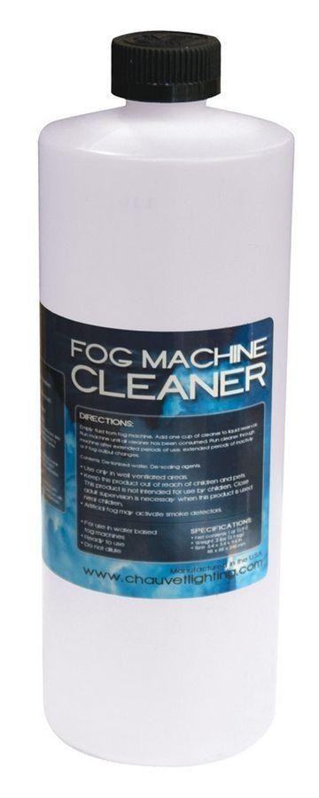 Chauvet Fog Machine Cleaner Fluid | 1 Quart