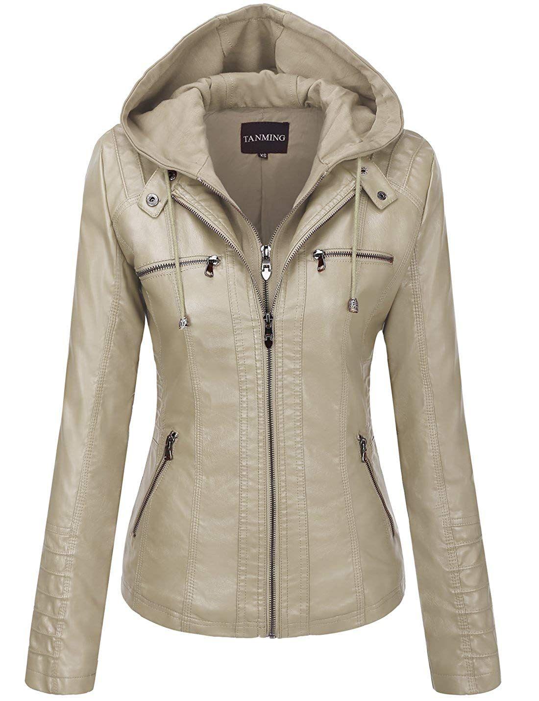 Bestebuys Hot New Women Leather Jacket Deals 57.00