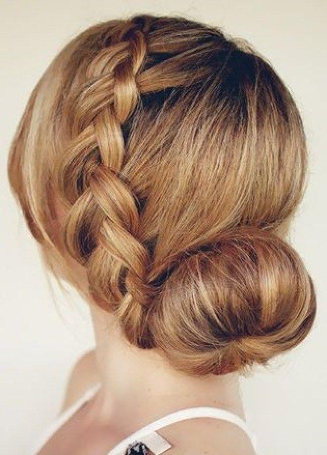 Peinados Faciles Cabello Largo Trenza Peinados Hair Styles 2016
