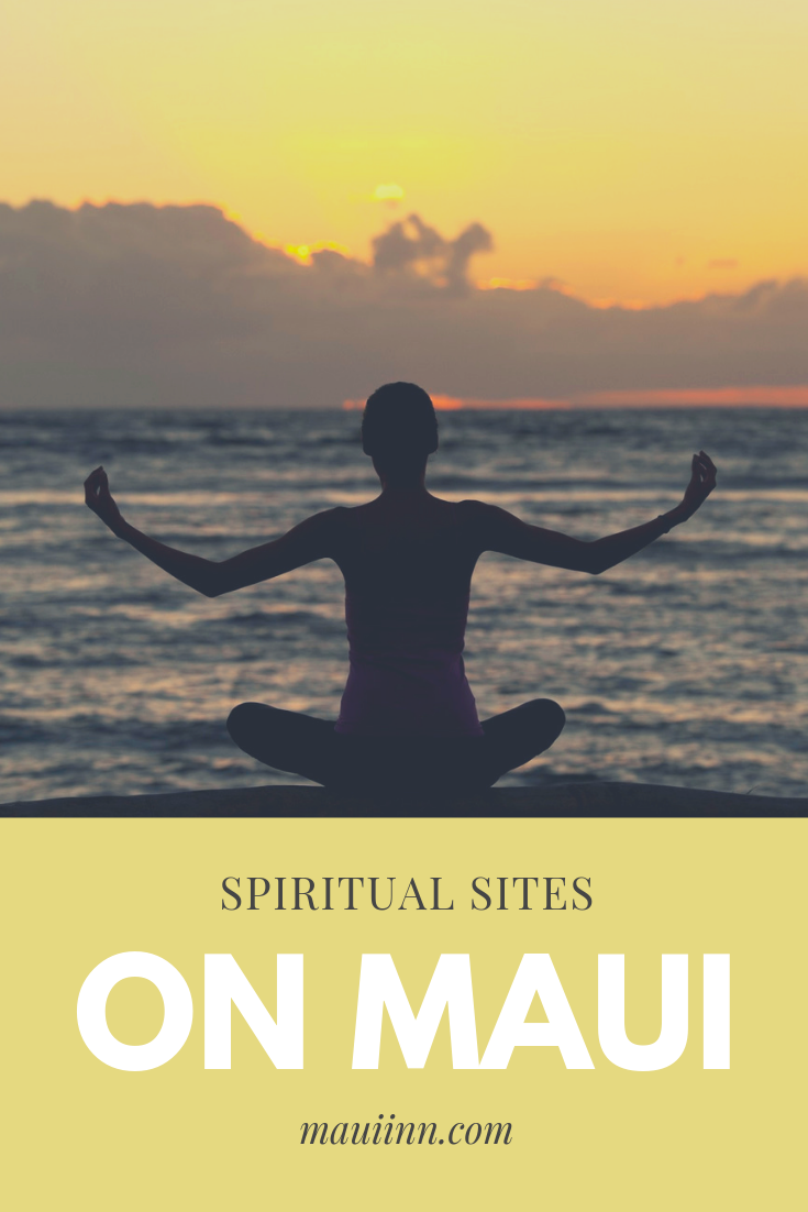 Whether you seek out a Maui spiritual center or take a quiet hike through the jungle, you'll connect with the island in a meaningful way.  #Spirit #Heart #Connection #Vacation #Gratitude #MauiIsland #Hawaii #Getaway