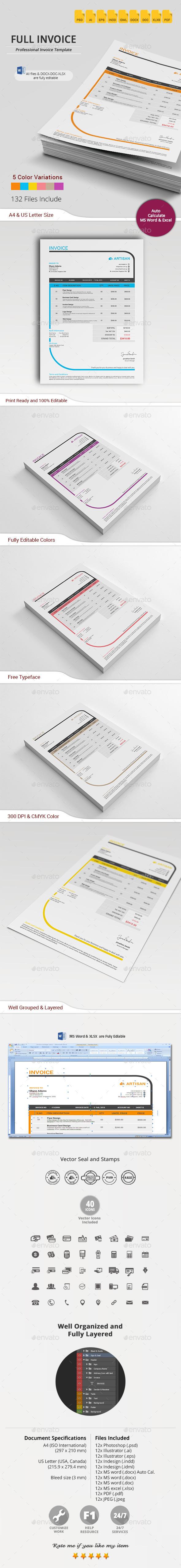 Invoice Proposals Invoices Stationery Download Here Https Graphicriver Net Item Invoice 10091006 Ref Alena99 Invoice Design Invoice Template Invoicing