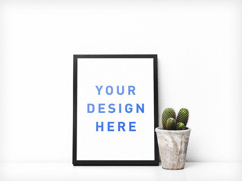 Best ideas about Frame Mockup Free, Frame Mockups and Poster ...