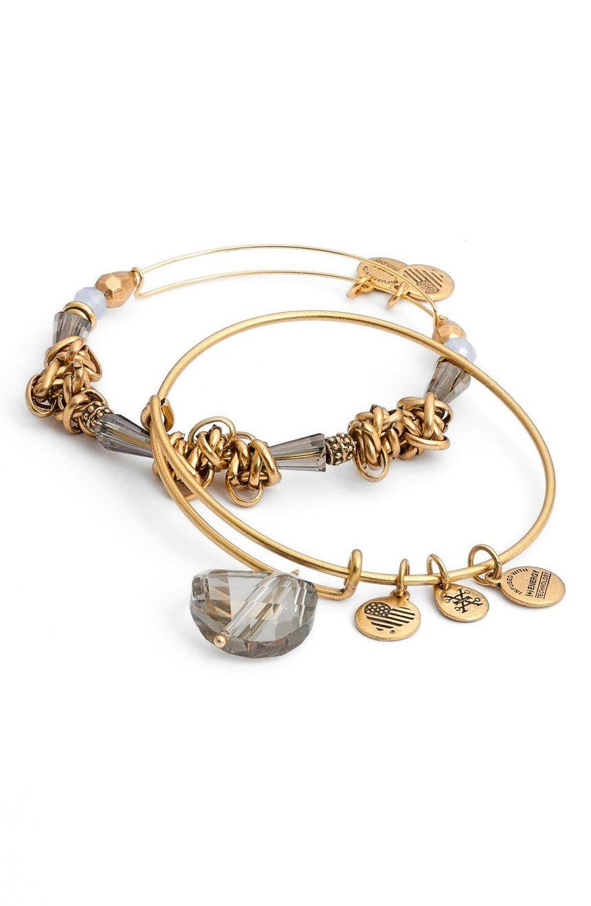 Alex And Ani Bracelets Set Of Two Latest Technology Fashion Jewelry