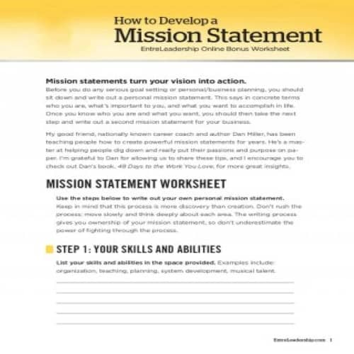 30 Creative Mission Statement Examples And Templates Besty Template Mission Statement Examples Company Mission Statement Examples Mission Statement Template
