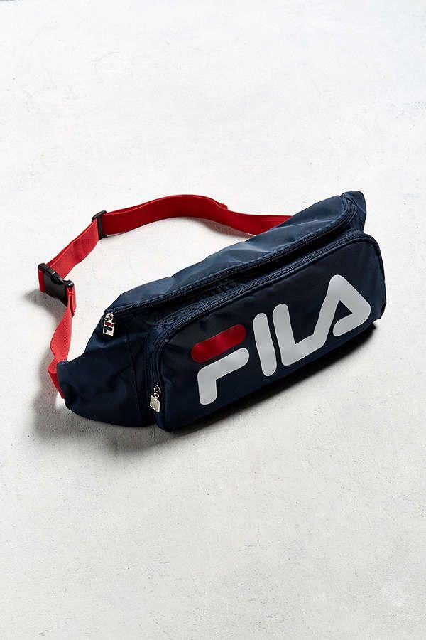 7ca599934a41 Slide View  1  FILA Logo Sling Bag