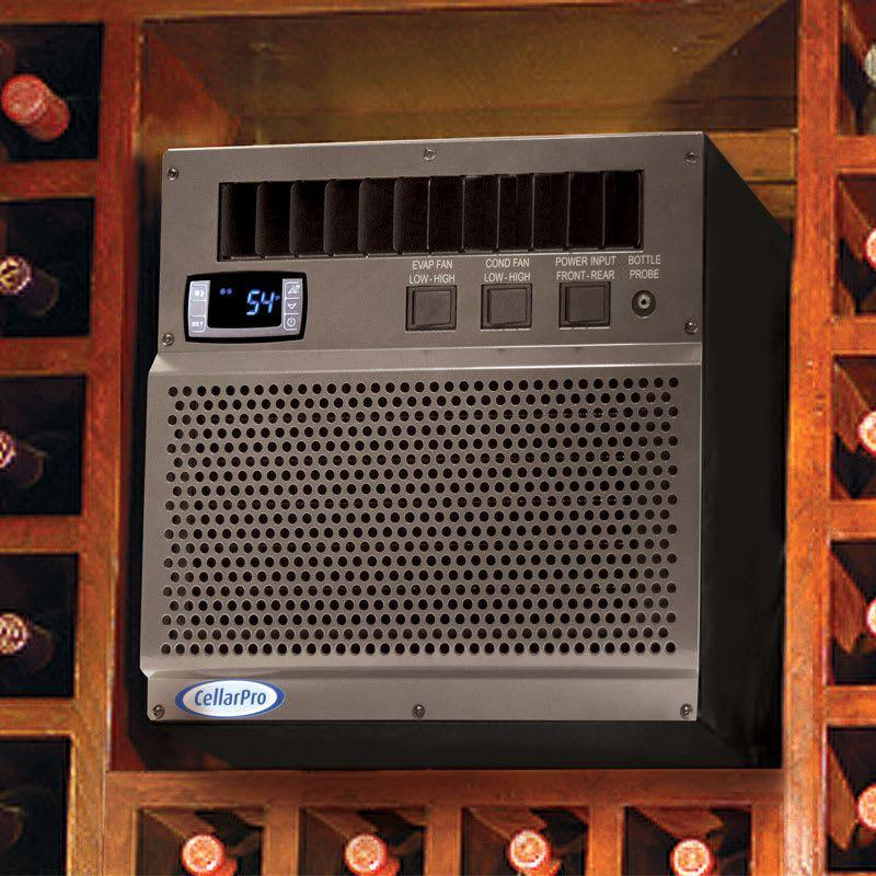 CellarPro 2000VSi Stainless Steel 1886 115V Wine Cellar