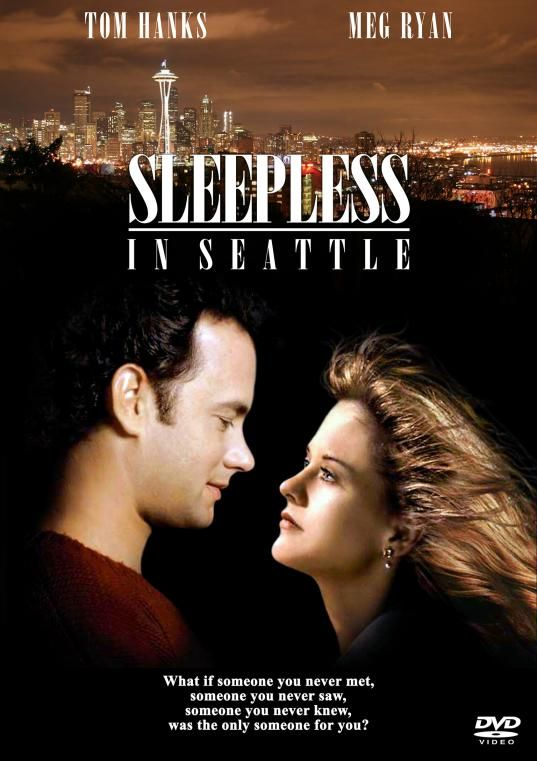 Sleepless In Seattle 1993 Sleepless In Seattle Full Movies Online Free Movies