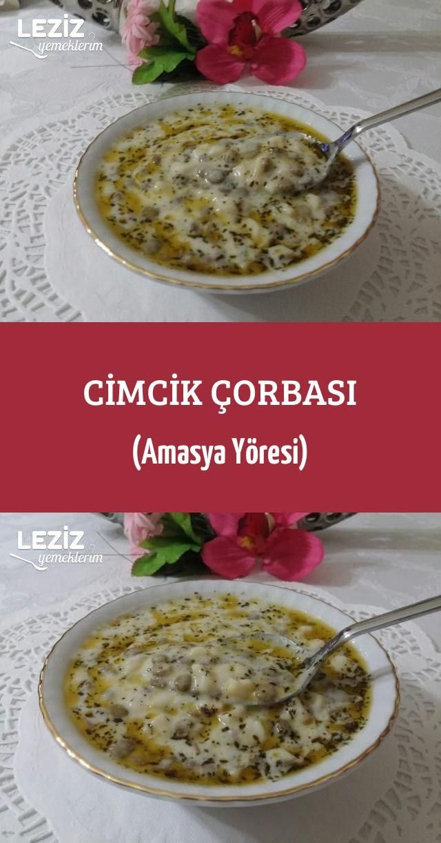 Photo of Cimcik Soup (Amasya Region)